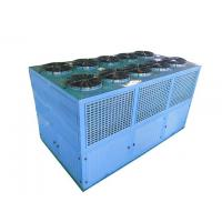 Quality Semi Closed Refrigeration Condensing Unit Integrated U Type Cold Room Condenser for sale