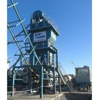 Quality Accurate Dosing Mobile Asphalt Batch Mixing Plant With 30T Filler Silo for sale