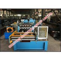 Quality Full Automatic Galvanized Steel Cee and Zed Purlins Rolling Production Line with Strong Gear Box Driving System for sale