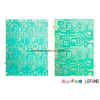 Quality CEM-1 23F Single Layer Printed Circuit Board Custom Pcb Printing 0 .4 Mm Min. Aperture for sale