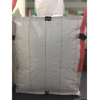 Quality High Performance FIBC Jumbo Bag With Flat Bottom Or Discharge Spout Bottom for sale