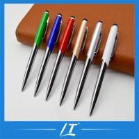 China Top Quality Popular Gift Pen Touch Stylus Metal Ballpoint Pen on sale