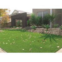 Quality Good Standing Ability Landscaping Artificial Grass 30mm V Shape For Play Areas for sale