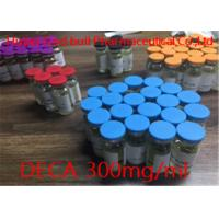 Quality Nandrolone Decanoate 300mg / Ml Injectable Anabolic Steroids Durabolin Dosage 200-400mg Range for sale