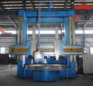 China China cnc vertical turning lathe VTL machine tools on sale