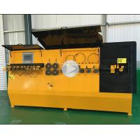 Buy Fully automatic reinforced stirrup bender/ 2d cnc wire bending machine at wholesale prices