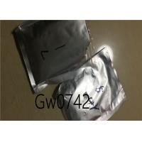 Buy cheap Gw0742 CAS 317318-84-6 SARM Steroids White Powder Raw Material from wholesalers