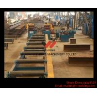 Quality Steel Straightener H Beam Straightening Machine for Flange , Adjustable and High Precision for sale