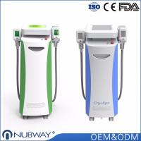 Buy cheap 2017 best results -15 centigrade cryolipolysis slimming machine with 2 cryo handles that can work together from wholesalers
