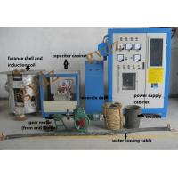Quality 160KW Silcon Carbide Melting Furnace for metal,silver,iron,brass for sale