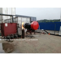 Buy cheap XDEM ZOB Oil Gas Dual Fuel Burner for Metal Smelting Drying Kiln / Heat from wholesalers