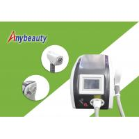 Quality Q Switched Nd Yag Laser Tattoo Removal Machine F12 For Pigments Removal for sale