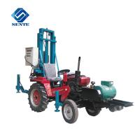 Buy cheap 120 Meters Trailer Mounted Drilling Rigs Tractor Mounted Drilling Rig Truck from wholesalers