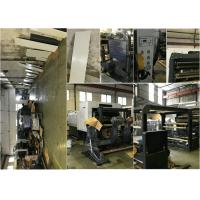Quality Roll To Sheet Paper Reel Cutting Machine With Sub Knife System for sale