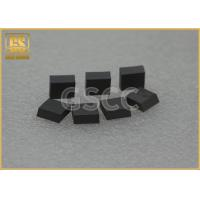 Buy cheap Black Square Carbide Blanks / Industrial Tungsten Carbide Cutting Tools from wholesalers