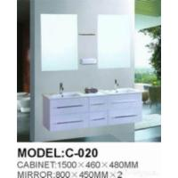 Quality Cheap Antique Mdf Bathroom Vanity for sale