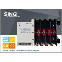 Buy GNQ2 Three Section  s Style 4p Pc Type Generator Auto Electric Transfer Switch at wholesale prices