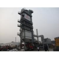 Quality 240 Ton Capacity Asphalt Batch Mixing Plant With Ready Bin Underneath Mixing Tower for sale