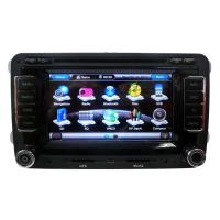 Quality Radio RDS, ipod, iPhone Phonebook Canbus Steering Wheel Multi - language Volkswagen DVD GPS for sale