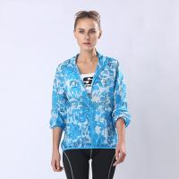 Buy Custom  New Version Chinlon  Woman  Sunproof Skin Clothes at wholesale prices