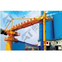 China Cement Screw Type Ship Unloader 600~15000 DWT / Continuous Ship Unloader on sale