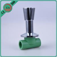 Quality High Temperature Air Control Valve PPR / Brass Material Simple Operation for sale