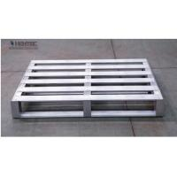 Quality 2 Way Light Weight Aluminum Pallets  Electrophoresis , PVDF coating for sale
