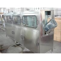 Quality 120 Bottle Per Hour 5 Gallon Water Filling Machine With Nanfang Pump for sale