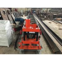 China CE Compliance C Z Quick Change Purlin Roll Forming Machine / Roll Form Machines on sale