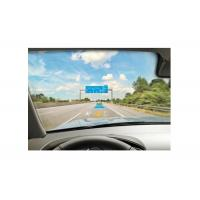 Quality HDMI interface bluetooth heads up display car security systems avoid breaking rules for sale