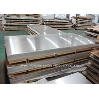 Quality Cold Rolled Stainless Steel Plate ASTM a240  Grade 316 2mm  For Heat Exchanger for sale