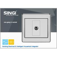 Quality GNW56B series  TV socket, wall switch , stable signal, your first choice for building project for sale