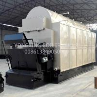 Quality Fast Heating and Low Fuel Consumption Biomass Hot Water Boiler Including Vertical and Horizontal Type for sale
