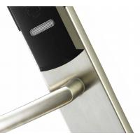 Quality Standard Latches Intelligent Electronic Door Lock RFID Card Open 282.5 * 77.5mm for sale