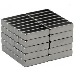 China Block N52 sintered Neodymium Magnet/Permanent Magnet on sale