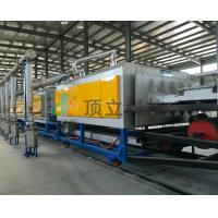 Quality High Temperature Continuous Carbonization Furnace Mesh Belt Type for sale