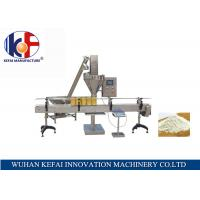 Buy cheap stainless steel hot sale chemical and industry powder filling machine made in from wholesalers