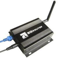 Quality Ethernet RJ45 HSUPA 3G Industrial Router for sale