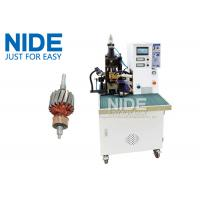 Buy cheap Armature Wire Commutator Fusing Machine / Spot Welding Machine With Touch Screen from wholesalers