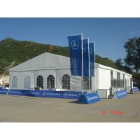 Quality 12m*35m Rain Shelter Outdoor Event Tents Clearspan Structure For Large Party for sale