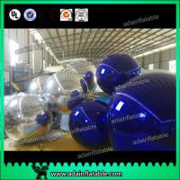 Quality Giant Glossy PVC Advertising Air Balloons , Customized Mirror Balloons for sale