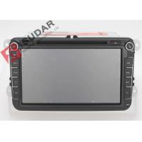 Quality Android 6.0 Vw Touch Screen Stereo , 8 Inch Skoda Fabia Dvd Player Heat Dissipation for sale