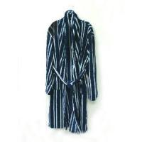 Quality 100% Polyester Coral Men′s Bathrobe for sale