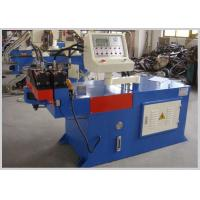 China High Speed Automatic Pipe Bender , Microcomputer Control Cnc Tube Bending Machine on sale