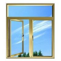 Quality Anodized Aluminum Window Extrusion Profiles For Meeting Room , Aluminum Extrusion Profiles for sale