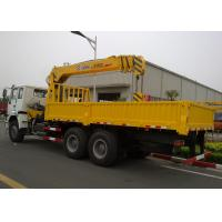 Quality 10T XCMG Mobile Telescopic Boom Truck Crane With Wire Rope for sale