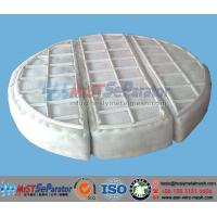 Quality 304 wire mesh demister pad, PP demiste pads for sale
