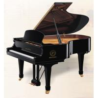 Quality 158cm Black Polished Orient Design Baby Acoustic Grand Piano With Stool AG-GP158 for sale
