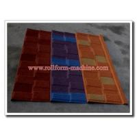 Quality Colorful Stone Coated Aluzinc Steel Roof Tile Panel with Low Price from Factory of China for sale