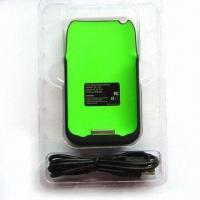 Quality Protection Pack Case and Rechargeable Battery for iPhone 3G and 3GS for sale